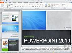 Download Powerpoint Themes 2010 Powerpoint 2010 Tutorial Using Powerpoint Templates