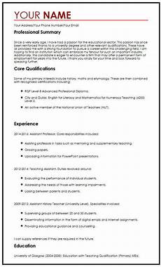 Personal Interest Resume Cv Example With Interests Myperfectcv