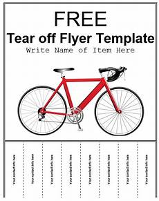 For Sale Template With Tear Offs 8 Free Sample Tear Off Flyer Templates Printable Samples