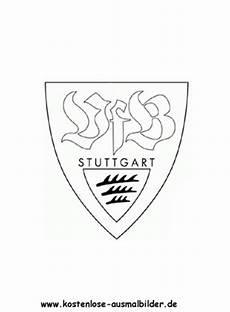 Vfb Malvorlagen Rom Ausmalbilder Fussball Wappen Bundesliga