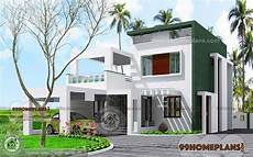 Assam Type House Design Low Budget Box Type House Front Elevation Kerala House Design
