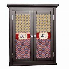 vintage stripes cabinet decal small