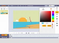 Make your own cartoon video using our free 2D animation