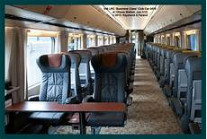 Via Business Class Seating Chart Canadian Railway Observations Home Page