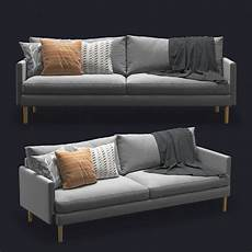 Seat Sofa 3d Image by Modern Design 3 Seater Sofa 3d Model Turbosquid 1308429