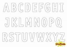 Malvorlagen Buchstaben Abc Buchstaben Zum Ausdrucken Gratis Carsmalvorlage Store