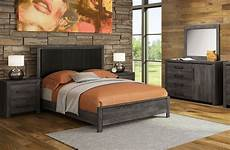 driftwood 5 bedroom set rustic brown s