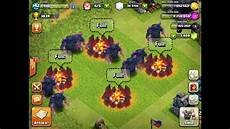 Clash Of Clans Max Levels Chart Clash Of Clans All Max Level 5 Pekka Raid 10 In