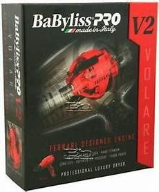 Babyliss Pro V1 Volare Ferrari Designed Engine Hair Dryer Babyliss Pro V2 Volare Ferrari Designed Engine Luxury Hair