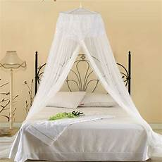 mosquito net bed canopy netting fly insect room protection