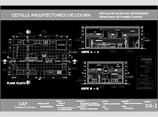 Architectural Kitchen DWG Detail for AutoCAD ? Designs CAD