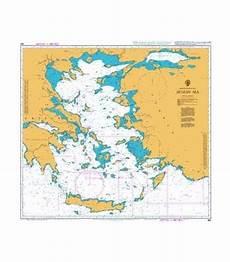 Aegean Nautical Charts British Admiralty Nautical Chart 180 Aegean Sea