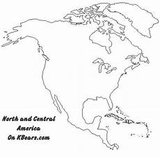 Continent Template Printable Maps Of The Individual Continents I Am Going To