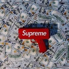 money supreme wallpaper and guns