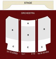 North Park Observatory Seating Chart Birch North Park Theatre San Diego Ca Seating Chart