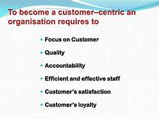 Strong Customer Service Orientation Customer Oriented Service Delivery In Service Sector