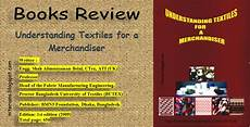 Bac Fashion And Apparel Design In Ip University Books Review Understanding Textiles For A Merchandiser By
