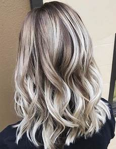frisuren aschblond mittellang stylish hairstyles for shoulder length hair 2018