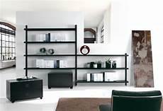 mensole e scaffali scaffale in metallo da parete nero a 7 ripiani 325