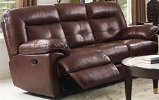 stede brown dual reclining sofa from new classic