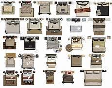 Designer Furniture Plans Free Photoshop Psd Bed Blocks 3 Cad Design Free Cad