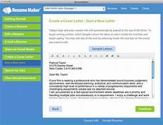 Software To Make Resume Home Resumemaker For Mac