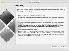 Create an ISO image for Boot Camp from Windows