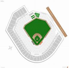 Minute Park Seating Chart With Rows And Seat Numbers Baltimore Orioles Seating Guide Oriole Park
