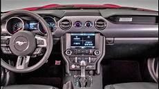 ford interni ford mustang gli interni