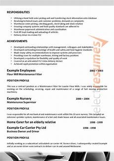 How To Cover Letter Fitter Amp Turner Design 075 Select Resumes