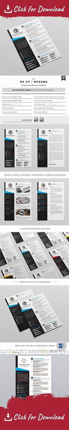 Blue Resume Paper Resume With Images Resume Resume Template Cv Resume
