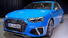 2020 audi s4 2020 audi a4 s4 design changes explained in walkaround