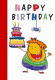 Kids Birthday Cards To Print 139 Best Birthday Cards Images On Pinterest Free