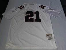 Mitchell And Ness Throwback Jersey Size Chart Throwback Jersey Mitchell Amp Ness Deion Sanders 21 Atlanta