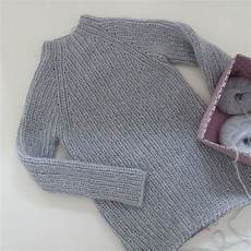 raglan strickkleid im halbpatent aus lamana bergamo und