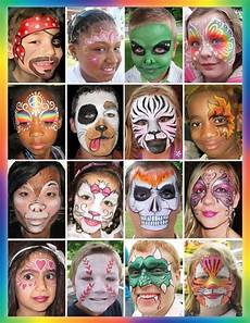 Face Painting Chart That S The Best Face Painting I Have Ever Seen This Is