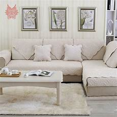 Cover Para Sofa 3d Image by Beige Grey Floral Quilted Plush Sofa Cover Slipcovers