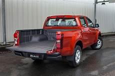 raptor bed liner option for isuzu d max business vans