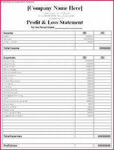 Excel Profit And Loss Worksheet 3 How To Prepare Profit And Loss Account In Excel 77581
