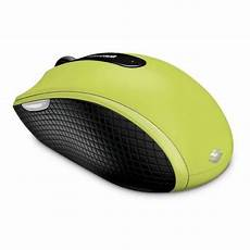 Microsoft Mouse Green Light Microsoft Wireless Mobile Mouse 4000 Green D5d 00036