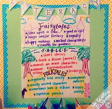 Fable Anchor Chart 2nd Grade Five For Friday Edition Reading Anchor Charts