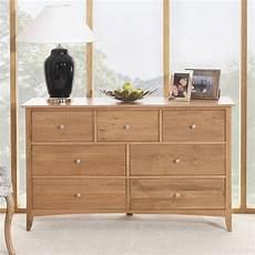 edward hopper oak furniture bedside table chest of
