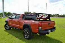 adjustable bed rack fit most up trucks proline