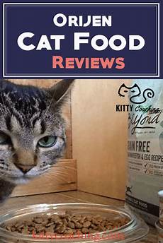 Cat Food Reviews Orijen Cat Food Reviews 2018