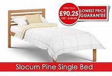 julian bowen slocum pine single bed fduk best price