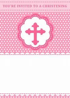 Free Custom Evites Christening Evite Flower Cross Crazecards