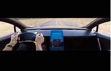 2019 Tesla Roadster Interior by Tesla Shows Roadster Interior In New Motortrend