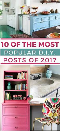 top ten most popular posts of 2017 diy projects and more