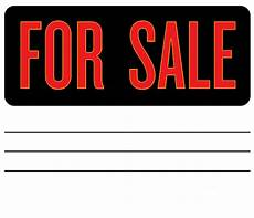 For Sale Car Sign Template Sale Sign Templates Free Clipart Best