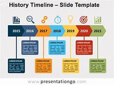 Timeline Pictures History Timeline For Powerpoint And Google Slides